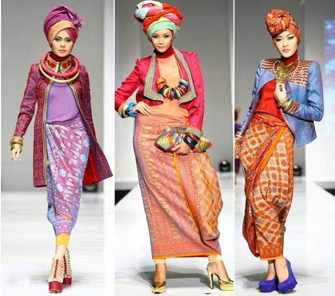 Ide Baju Lebaran Dian Pelangi Qwdq 15 Contoh Model Baju Muslim Dian Pelangi Terbaru 2015