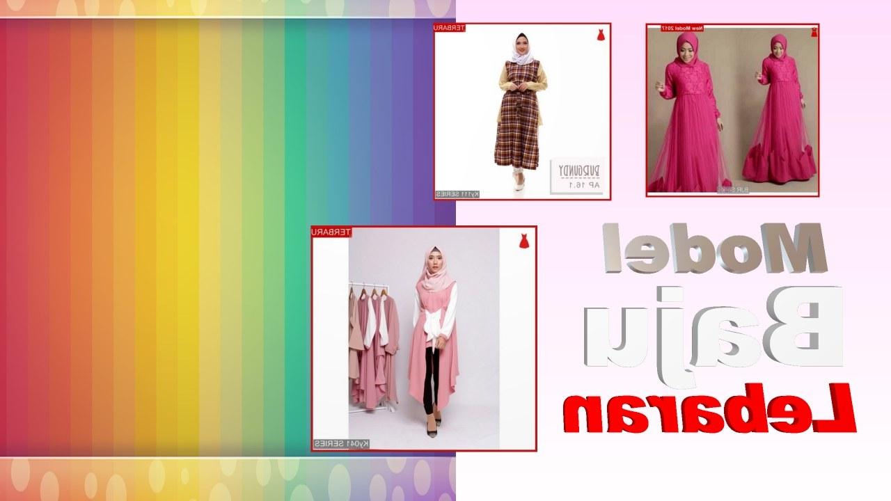 Ide Baju Lebaran Keren H9d9 Dapatkan Baju Muslim Lebaran Paling Keren Terbaru Di Bmg