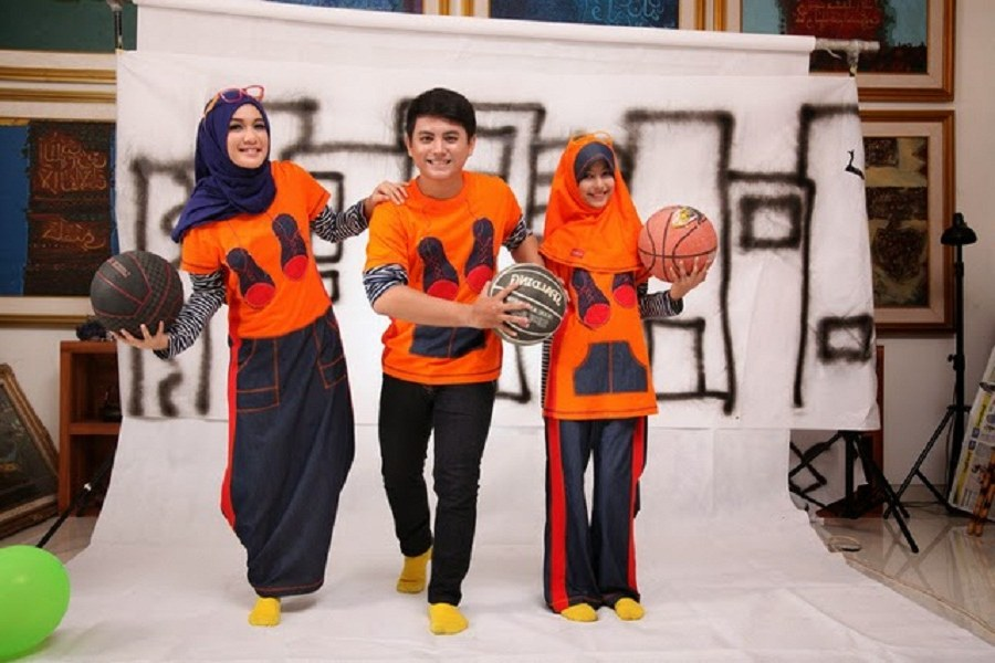 Ide Baju Lebaran Lucu Jxdu Model Baju Untuk Lebaran Anak Perempuan Sporty Katatua