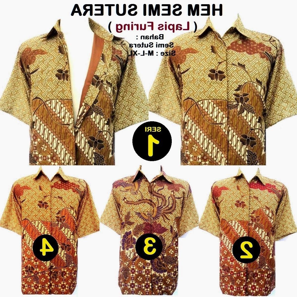 Ide Baju Lebaran Murah Meriah Tqd3 Arnietha Rumah Batik solo Paling Murah