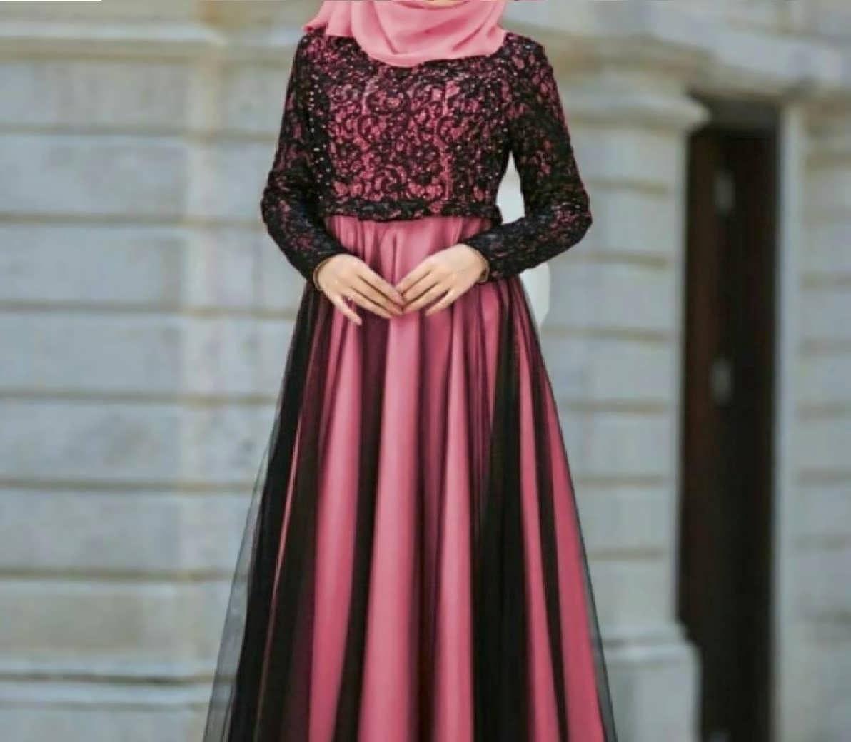Ide Baju Lebaran Muslimah Q5df 10 Model Baju Lebaran Remaja 2019 Terbaru Simpel Model