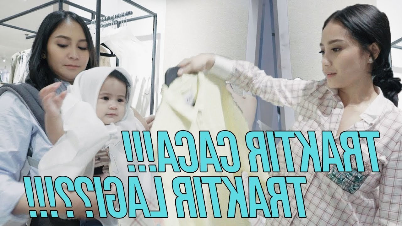 Ide Baju Lebaran Nagita Q5df Abis Bukber Traktir Caca Baju Lebaran Sampe Kepala Nagita