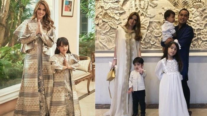 Ide Baju Lebaran Nia Ramadhani Tldn Nia Ramadhani Dapat Hadiah Mewah Dari Keluarga Bakrie