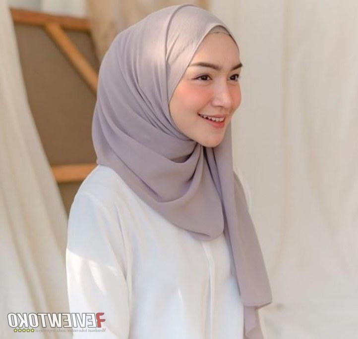 Ide Baju Lebaran Para Artis 0gdr Model Hijab Lebaran Disukai Para Selepgram Dan Artis