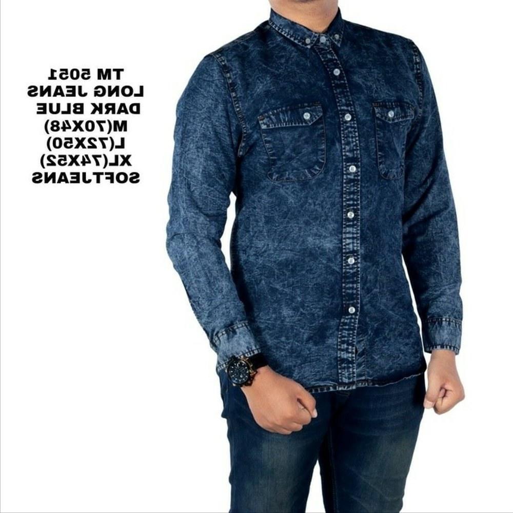 Ide Baju Lebaran Pria Dewasa 87dx Jual Baju Kemeja Levis Pria Dewasa Lengan Panjang Murah