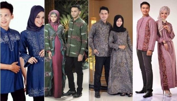 Ide Baju Lebaran Sekeluarga Drdp Inspirasi Baju Lebaran Sarimbit Untuk Kamu Dan Pacar