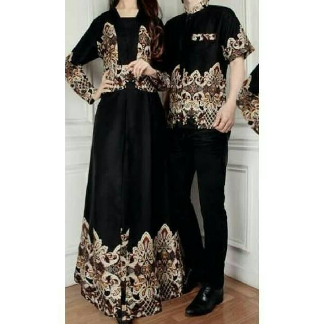 Ide Baju Lebaran Suami istri H9d9 Promo Couplebatik Batik Couple Murah Baju Pasangan Suami