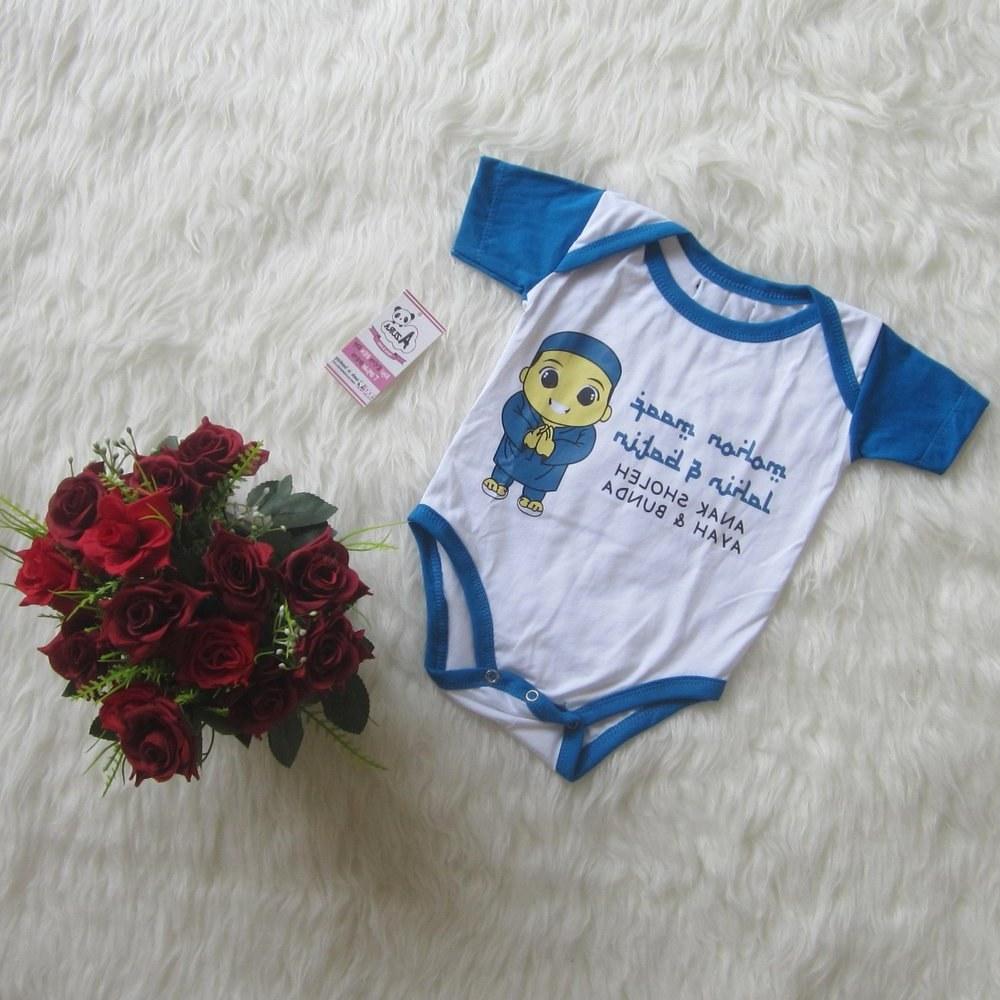 Ide Baju Lebaran Untuk Laki Laki 9ddf Jual Baju Bayi Lebaran Jumper Laki Laki Di Lapak Azura