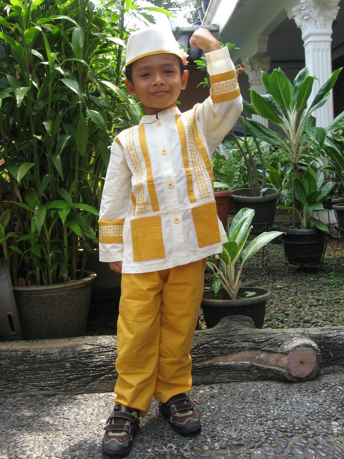 Ide Baju Lebaran Untuk Laki Laki Budm Inilah Model Baju Koko Anak Terbaru Lebaran 2016