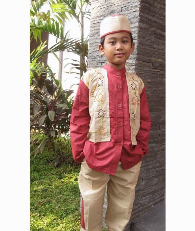 Ide Baju Lebaran Untuk Laki Laki S5d8 Model Busana Muslim Terbaru Untuk Anak Laki Laki