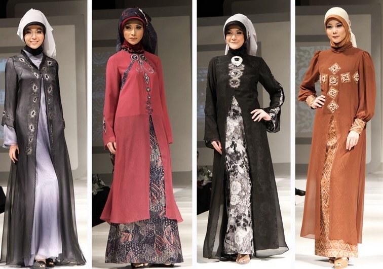 Ide Baju Lebaran Warna Hitam Kvdd Baju Dan Busana Muslim Modern Terbaru Tips