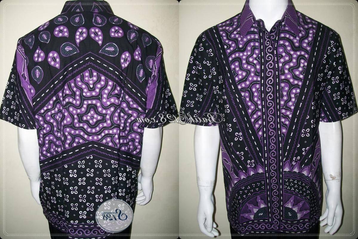 Ide Baju Lebaran Warna Hitam Zwd9 Baju Batik Cowok Keren Lengan Pendek Siap Lebaran Warna