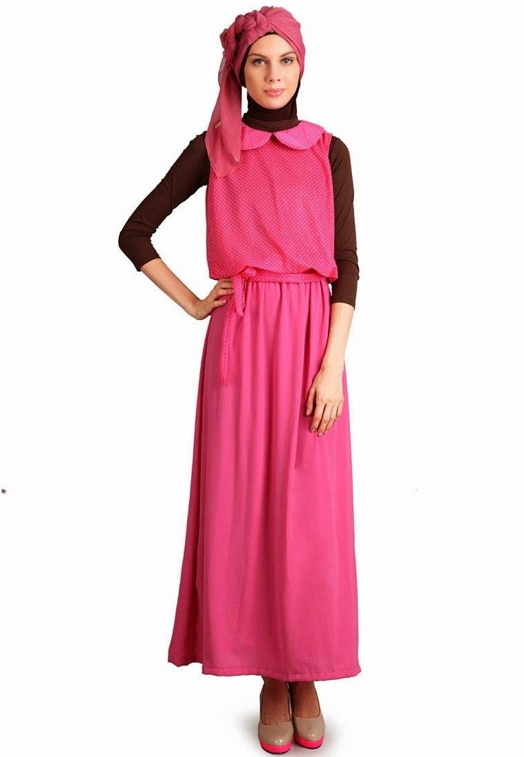 Ide Fashion Muslim Remaja 9ddf Gambar 30 Desain Busana Muslim Remaja Terpopuler 2015