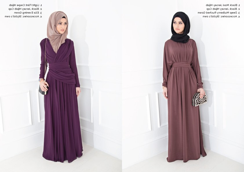Ide Fashion Muslim Terbaru Ipdd 30 Trend Model Baju Muslim Terbaru 2018