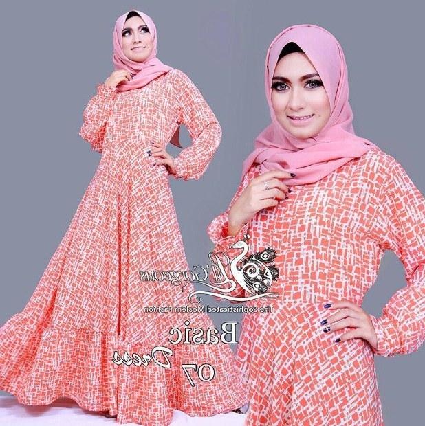 Ide Fashion Muslim Terbaru Kvdd Model Fashion Terbaru Pakaian Muslim Wanita 2016