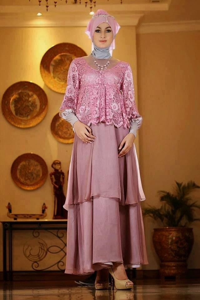 Ide Fashion Muslim Terbaru S5d8 5 Model Busana Muslim Pesta Trend 2018