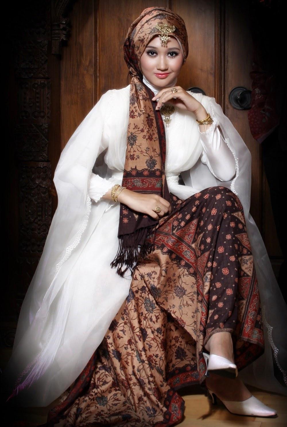 Ide Fashion Muslim Terbaru S5d8 Fashion Kebaya Hijaber