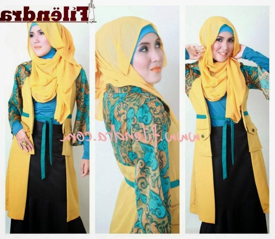 Ide Fashion Muslimah T8dj Muslimah Fashion 2014