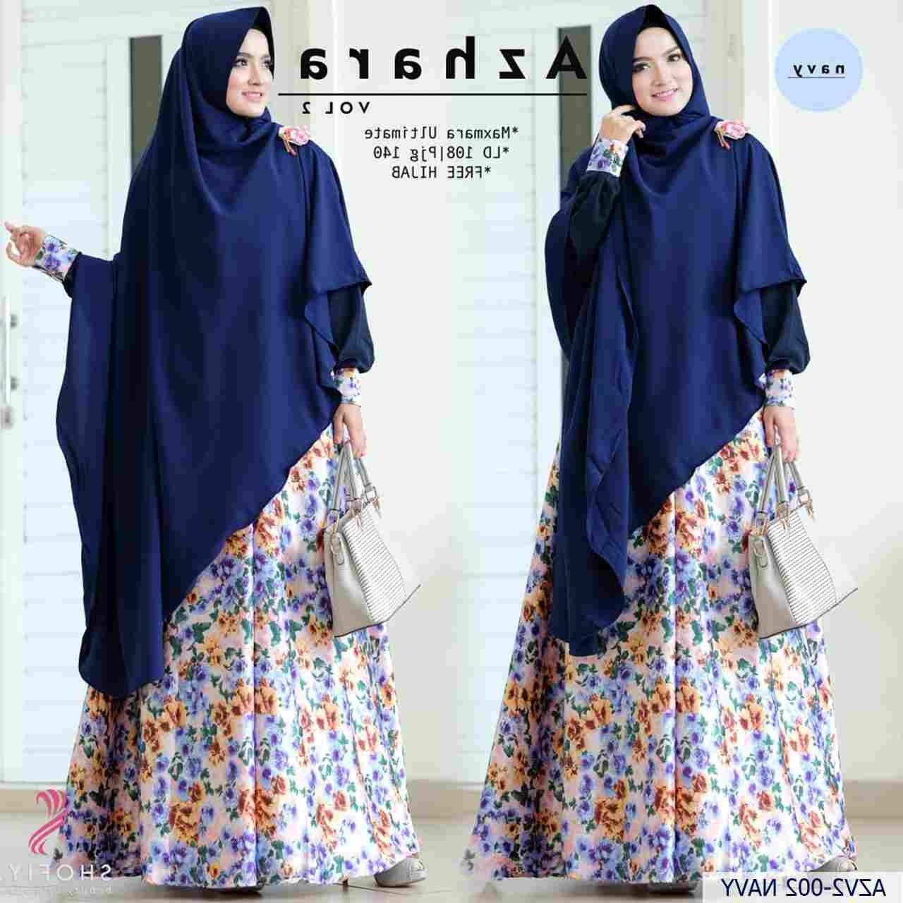 Ide Gambar Baju Lebaran Tahun 2019 Whdr Trend Model Baju Lebaran Tahun 2019 Gambar islami