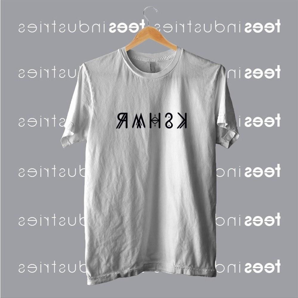 Ide Kaos Tulisan Baju Lebaran 4pde Jual Tshirt Kaos Baju Tulisan Nama Dj Kshmr Premium Di