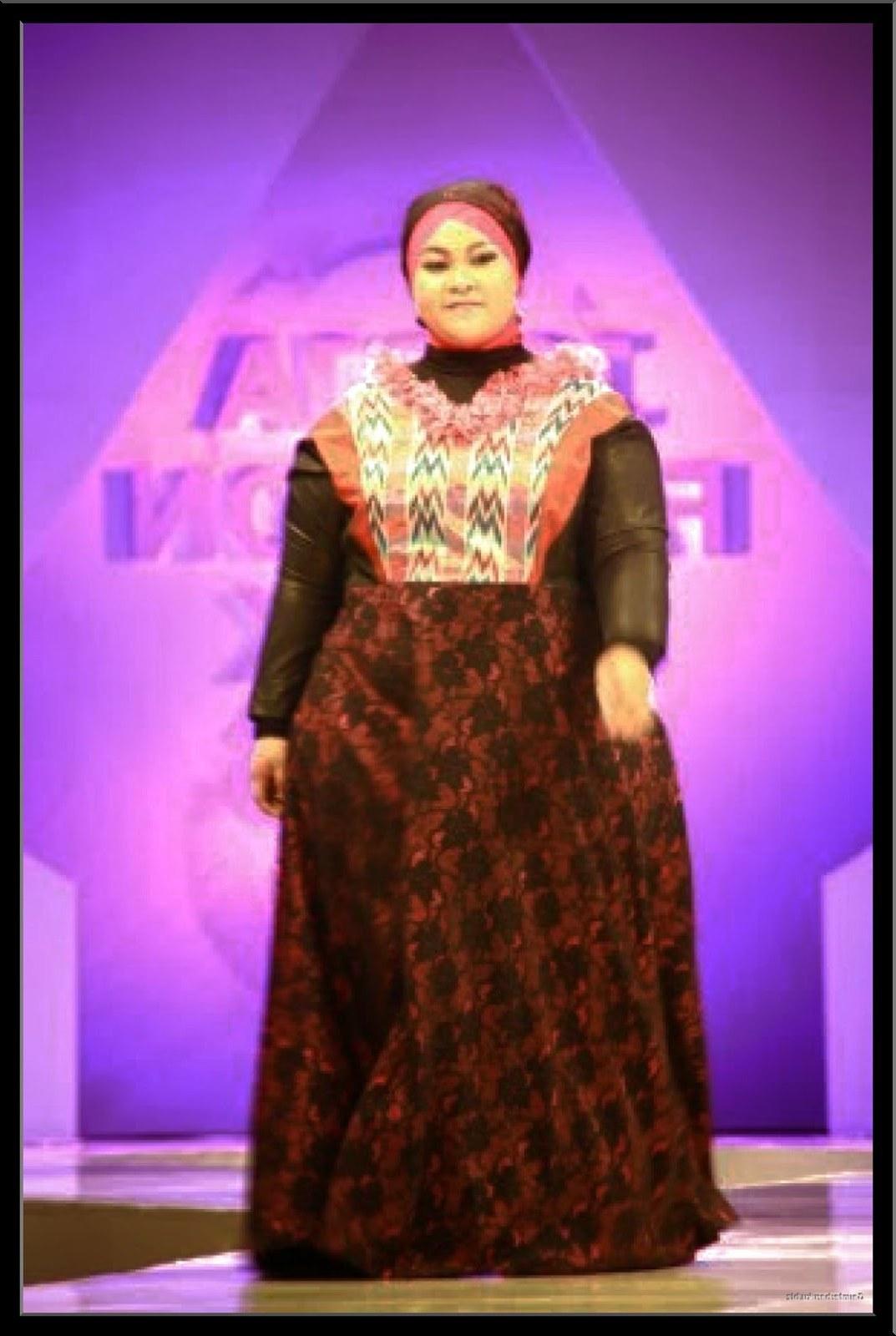 Ide Model Baju Lebaran 2018 Untuk orang Gemuk Y7du 10 Model Baju Lebaran Untuk Wanita Muslim Gemuk