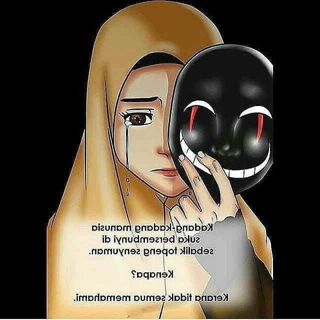 Ide Muslimah Bercadar Menangis X8d1 2019 Gambar Kartun Muslimah Terbaru Kualitas Hd