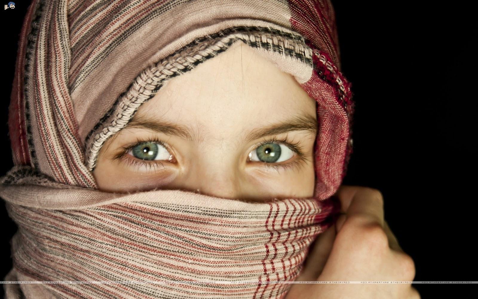 Ide Muslimah Bercadar Wddj Koleksi Wallpaper Wanita Muslimah Bercadar Fauzi Blog
