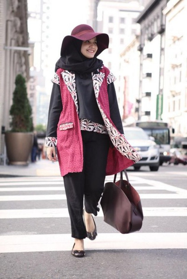 Ide Ootd Baju Lebaran Ffdn Bingung Baju Buat Lebaran Intip Ootd Hijab Zaskia Sungkar