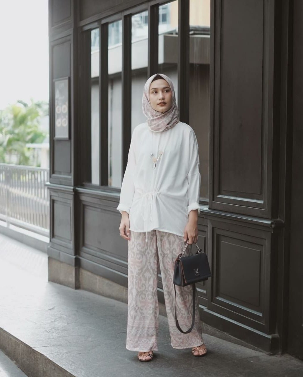Ide Ootd Baju Lebaran Fmdf Memesona Di Hari Raya Contek 10 Style Lebaran Terkini Ala