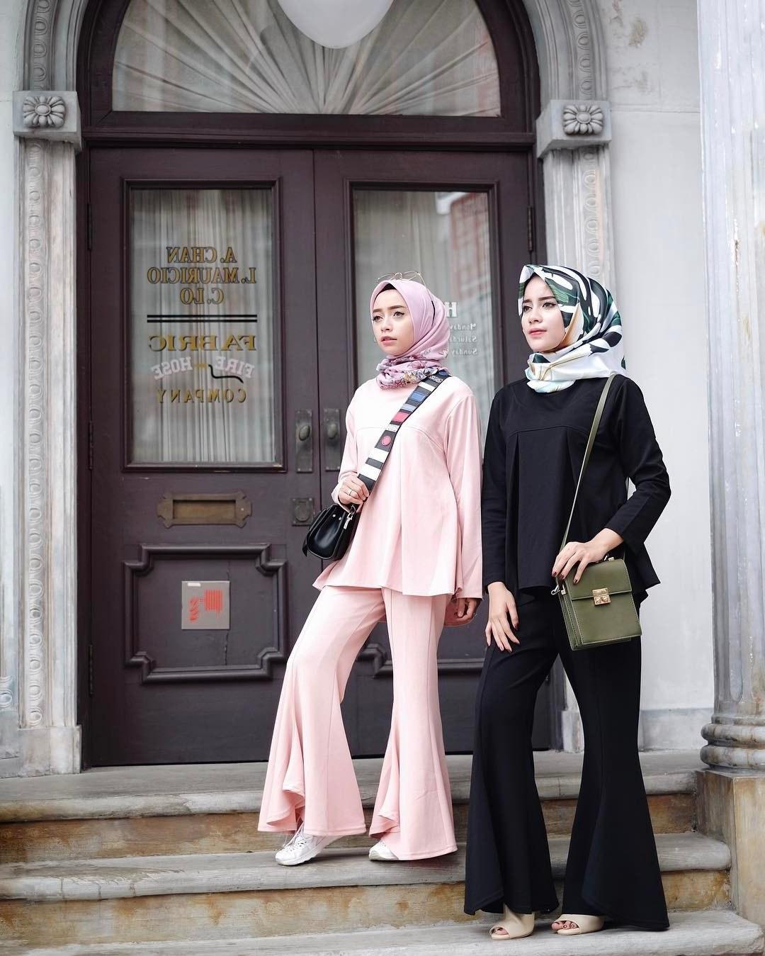 Ide Ootd Baju Lebaran Thdr 25 Model Baju Lebaran Terbaru Untuk Idul Fitri 2018