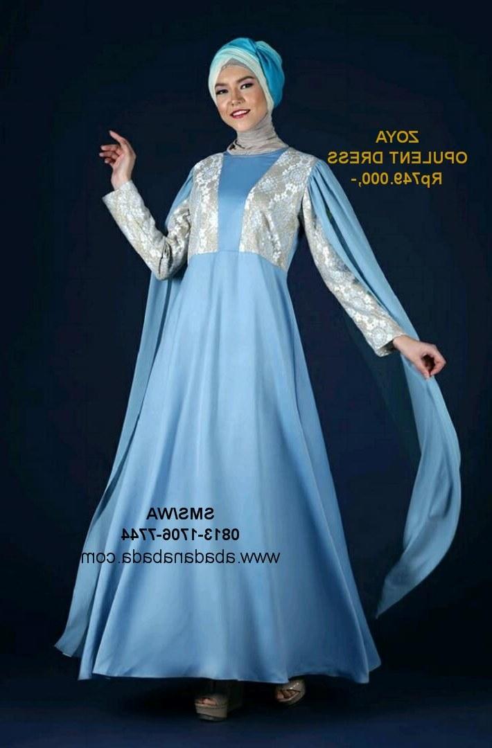 Ide toko Baju Lebaran Nkde toko Baju Muslim Gamis Spesial Lebaran Terbaru