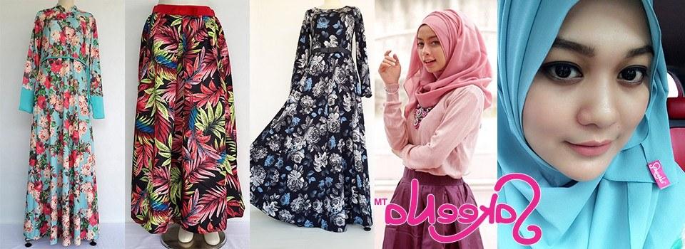 Ide Trend Baju Lebaran Tahun 2019 Etdg Model Baju Gamis Lebaran Trend Terbaru Tahun Ini 2019