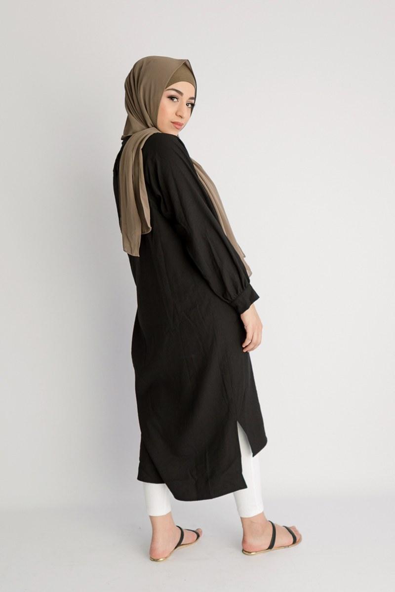 Ide Trend Baju Lebaran Tahun 2019 Mndw Padupadan Hijab Dan Dress Trend Model Baju Lebaran Tahun