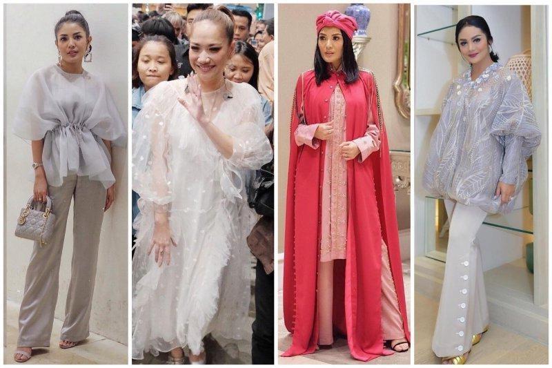 Ide Trend Baju Lebaran Thn Ini Q5df 40 Trend Masa Kini Baju Lebaran Artis 2020