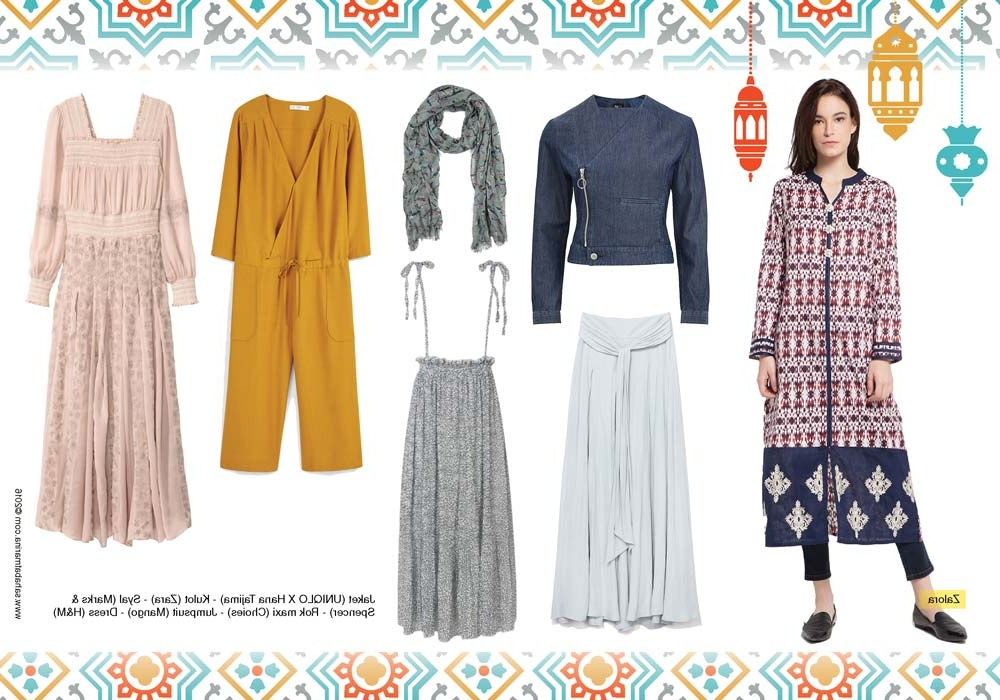 Ide Trend Baju Lebaran Thn Ini Tldn 5 Tips Memilih Baju Lebaran Tahun Ini