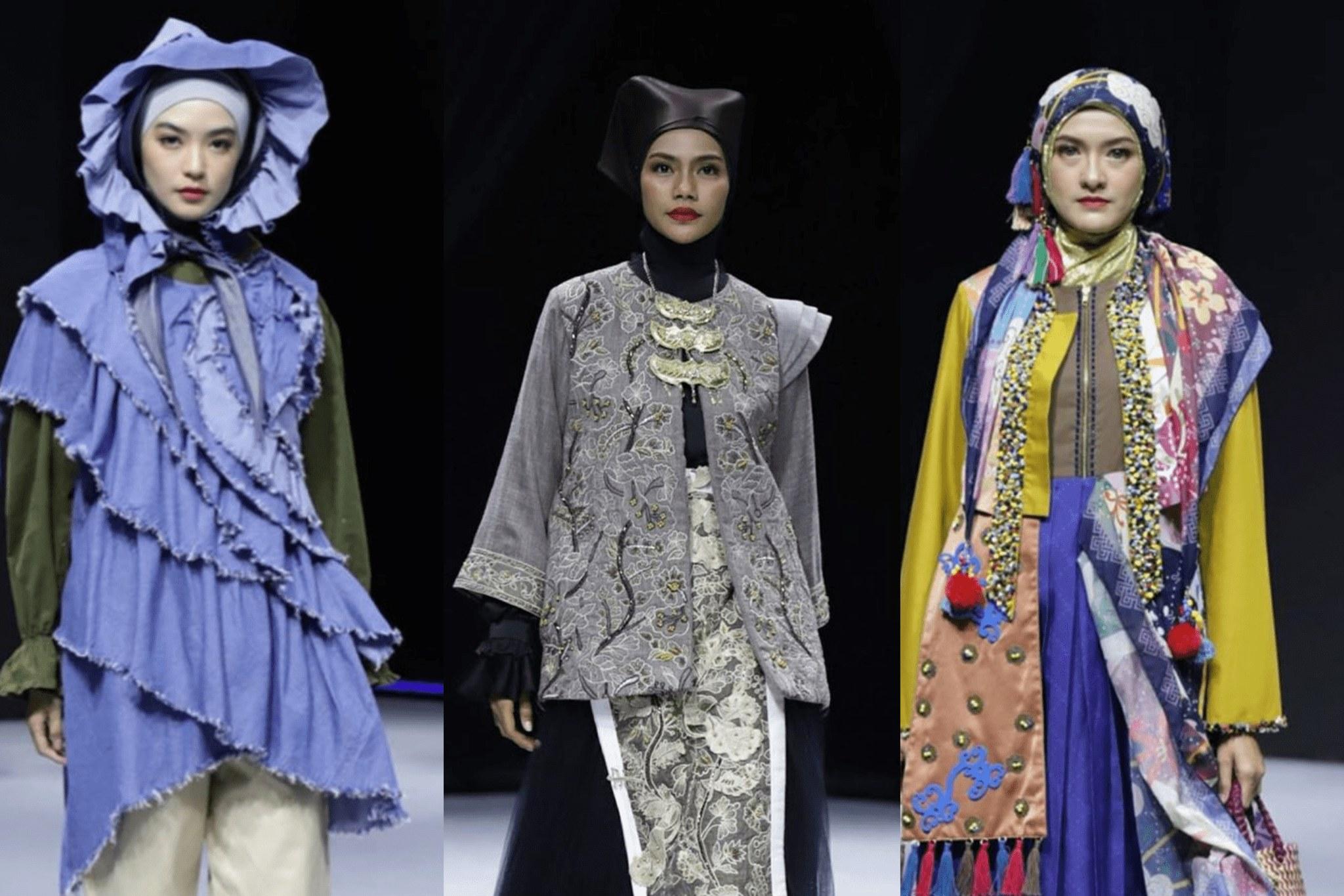 Ide Trend Warna Baju Lebaran 2020 Q5df Inspirasi Model Baju Lebaran 2020 Dari Para Desainer
