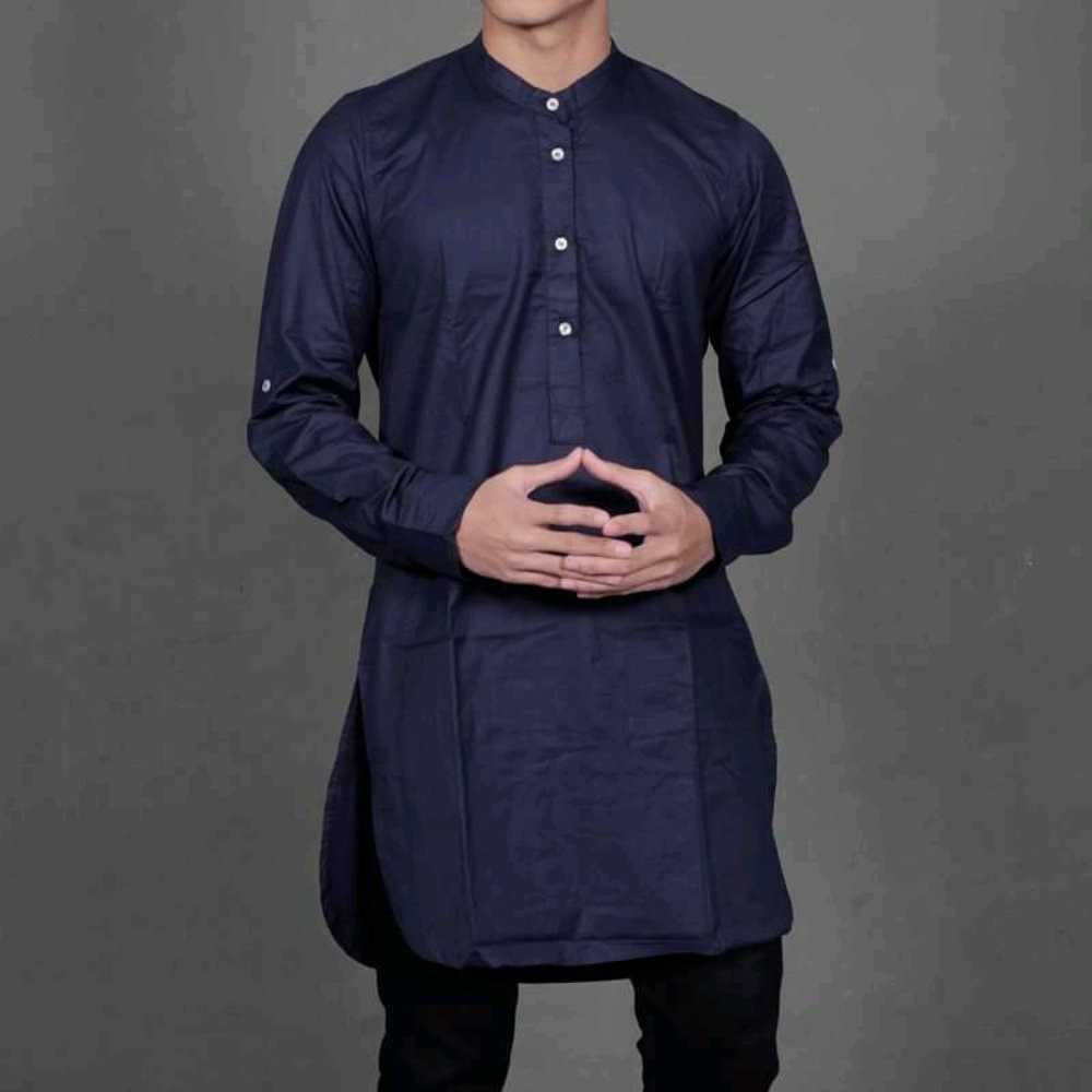 Inspirasi Baju Lebaran 2019 Pria Irdz Pakaian Muslim Pria Yang Sedang Trend Di 2019