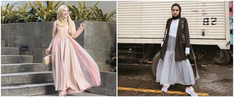 Inspirasi Baju Lebaran 2020 Drdp 15 Tren Baju Lebaran Muslimah 2020 Elegan Dan Syar I