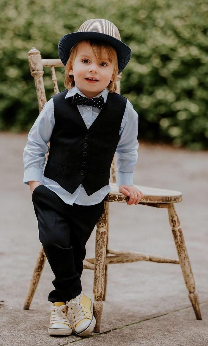 Inspirasi Baju Lebaran Anak Laki Laki Umur 1 Tahun Whdr 60 Model Baju Pesta Anak Laki Laki Terbaru Ootd Ganteng