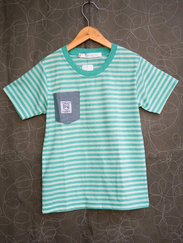 Inspirasi Baju Lebaran Anak Laki2 8ydm Jual Baju Anak Laki2 Bahan Kaos Salur Di Lapak Carebear