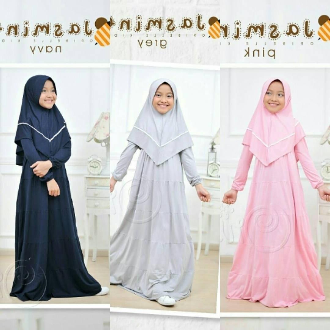 Inspirasi Baju Lebaran Anak Usia 12 Tahun Q0d4 Contoh Model Baju Gamis Anak Perempuan Dari Umur 2 Tahun