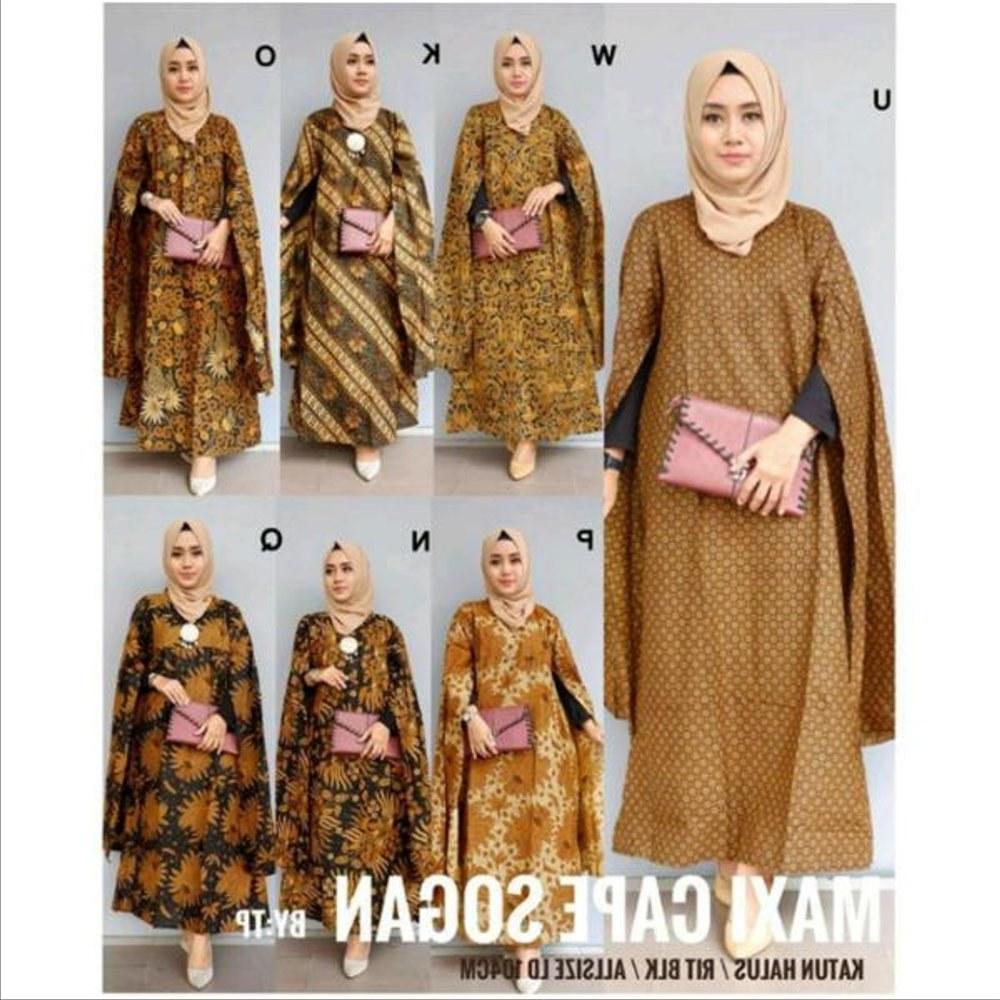 Inspirasi Baju Lebaran Batik D0dg Jual Busana Lebaran Busana Muslim Batik Baju Lebaran