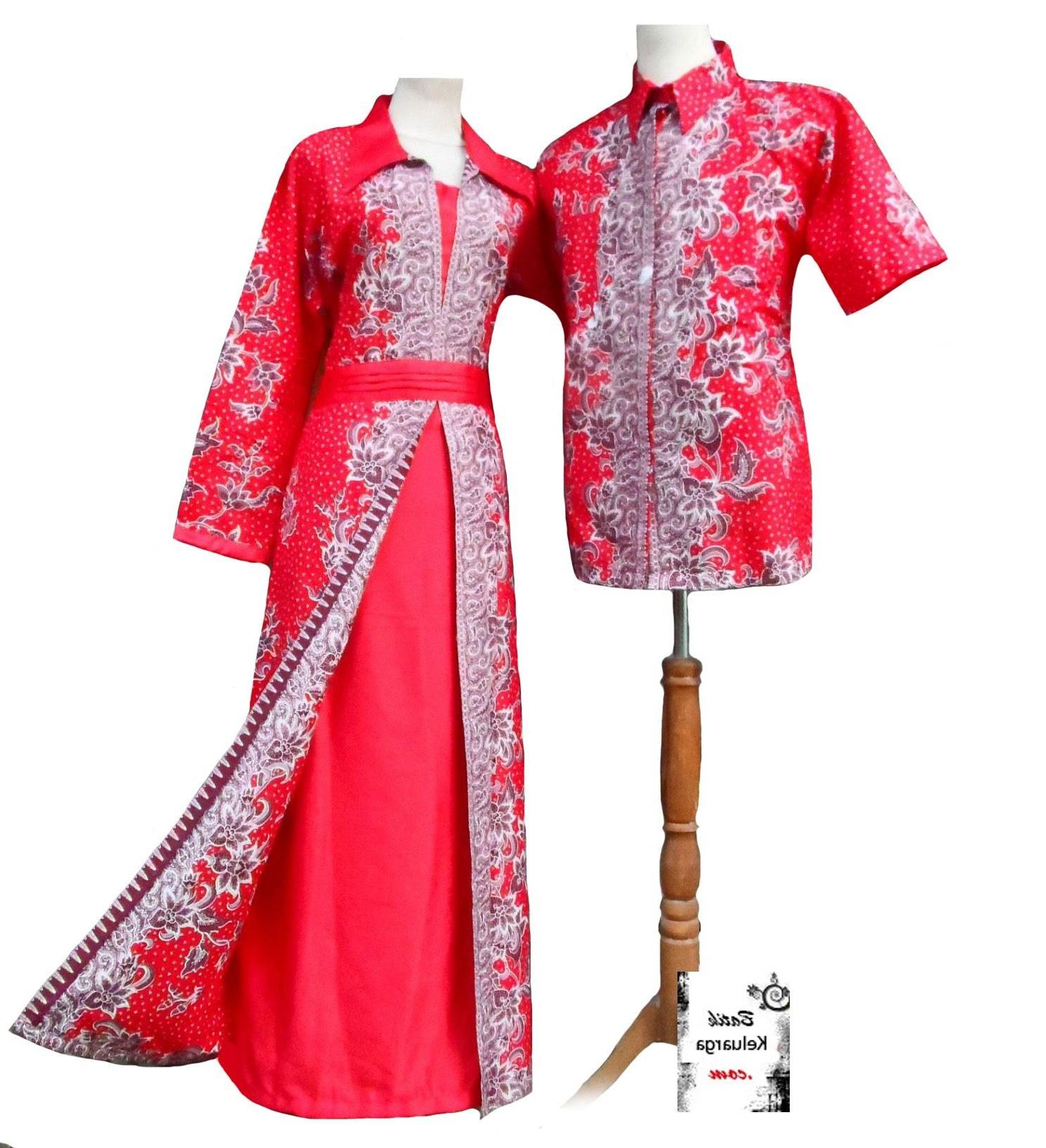 Inspirasi Baju Lebaran Batik Q0d4 Baju Lebaran 2016 Batik Keluarga Pinterest Models