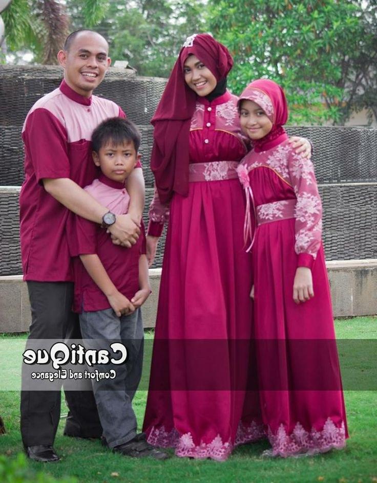 Inspirasi Baju Lebaran Buat Anak 9ddf Gaun Pesta Muslim