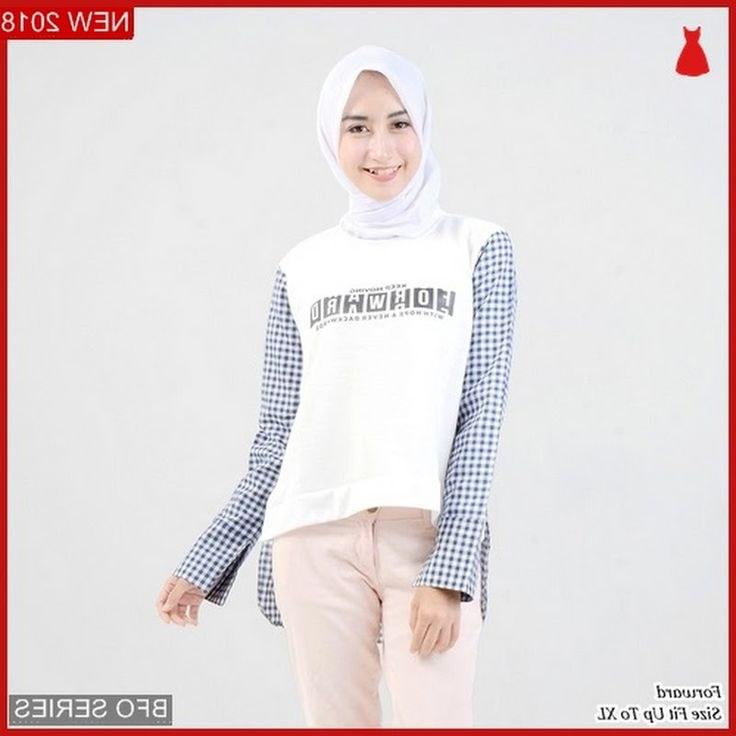 Inspirasi Baju Lebaran Jaman now Bqdd Bfo125b97 Baju Model Blouse atasan Jaman now Murah
