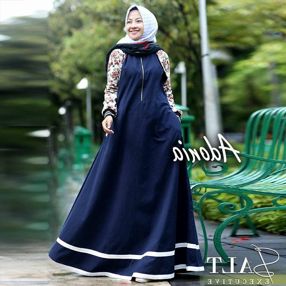 Inspirasi Baju Lebaran Jaman Sekarang J7do Wa 62 823–2425–1000 Gamis Trendy Baju Gamis Anak