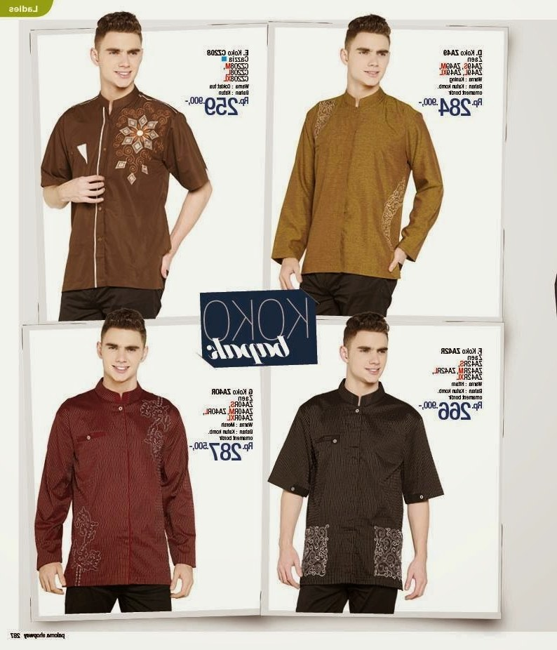 Inspirasi Baju Lebaran Laki Laki 2018 Dddy butik Baju Muslim Terbaru 2018 Baju Lebaran Anak Laki Laki