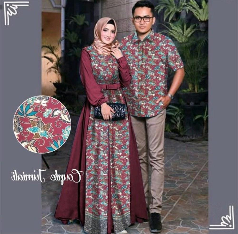 Inspirasi Baju Lebaran Pasangan Suami istri Wddj Model Baju Pasangan Suami istri Model Baju Terbaru 2019