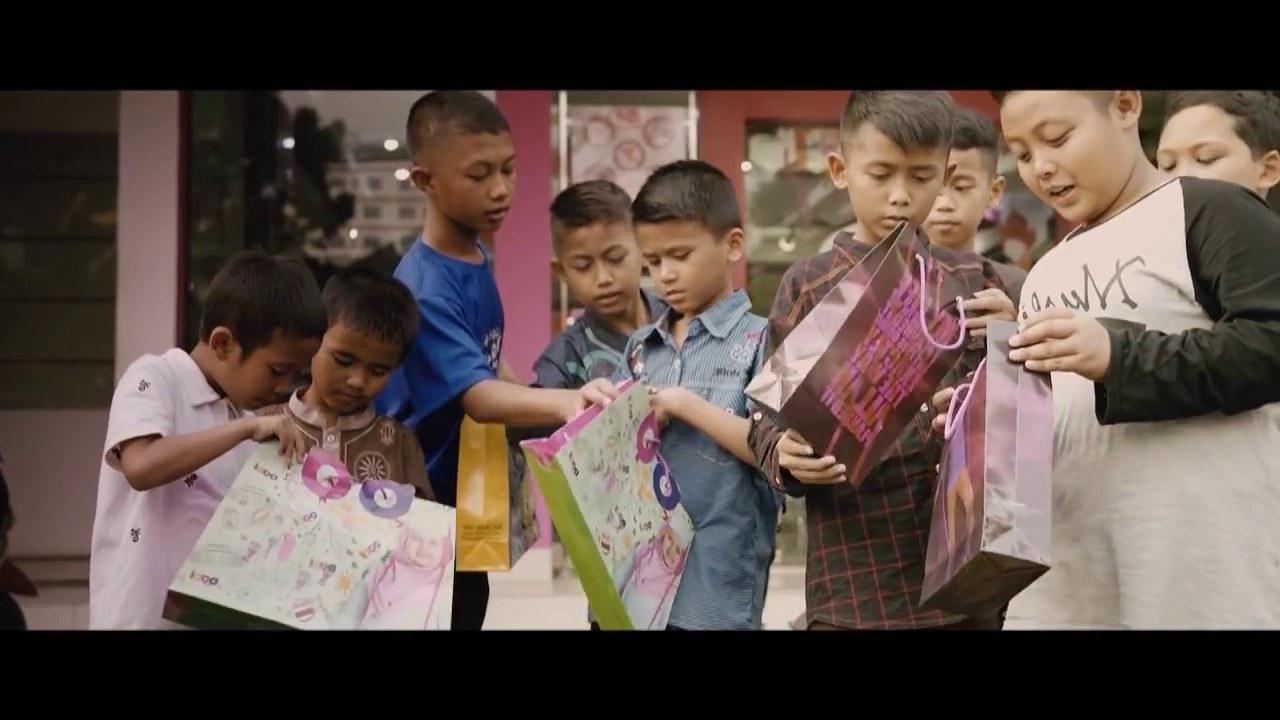 Inspirasi Baju Lebaran Untuk Anak 4pde Film Inspiratif Baju Lebaran Untuk Anak Yatim
