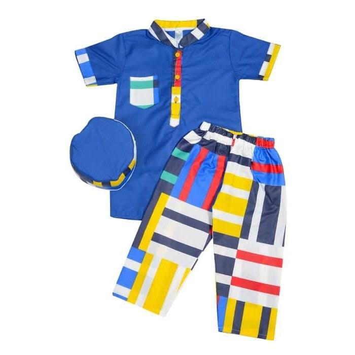 Inspirasi Baju Lebaran Yang Bagus Thdr 10 Koleksi Baju Lebaran Anak Terbaru Yang Bagus Di